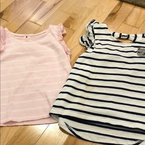 Bundle of two 2T tops
